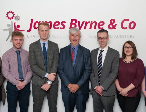 Mallow based James Byrne & Co Accountants appoint Gerard Sheehan as Director